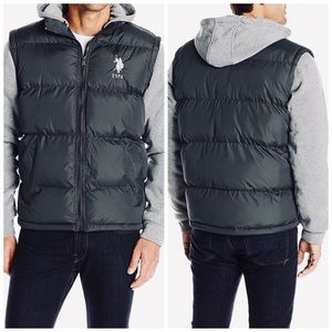 Puffer Quilted Vest